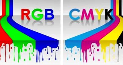 سیستم (مُدل) رنگ CMYK و RGB چیست
